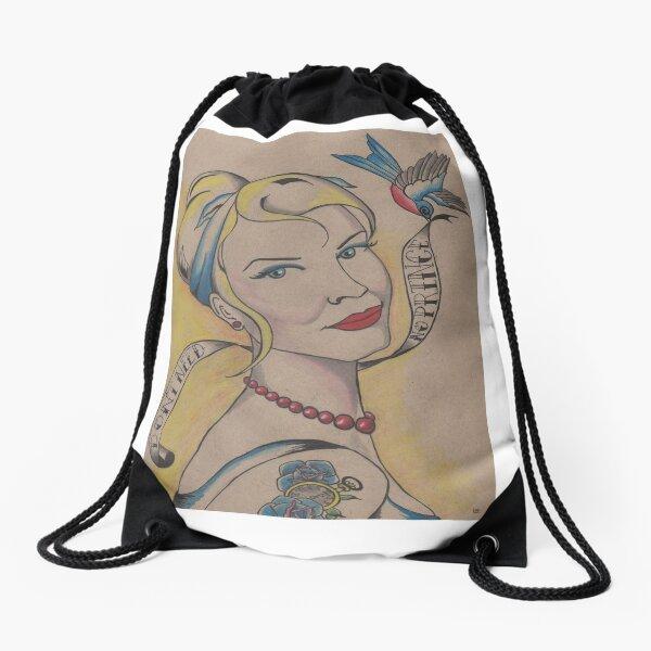 """Cinderella - """"Don't Need No Prince"""" Drawstring Bag"""