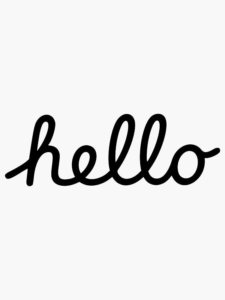 hello WWDC 2021 Sticker by holgerkrupp