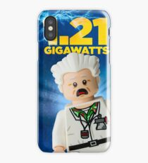 Lego Back To The Future iPhone Case/Skin