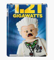 Lego Back To The Future iPad Case/Skin