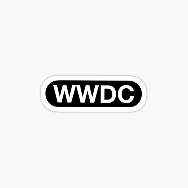 WWDC 2020 Sticker (WWDC edition) Sticker