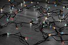 Christmas Lights by Mat Robinson