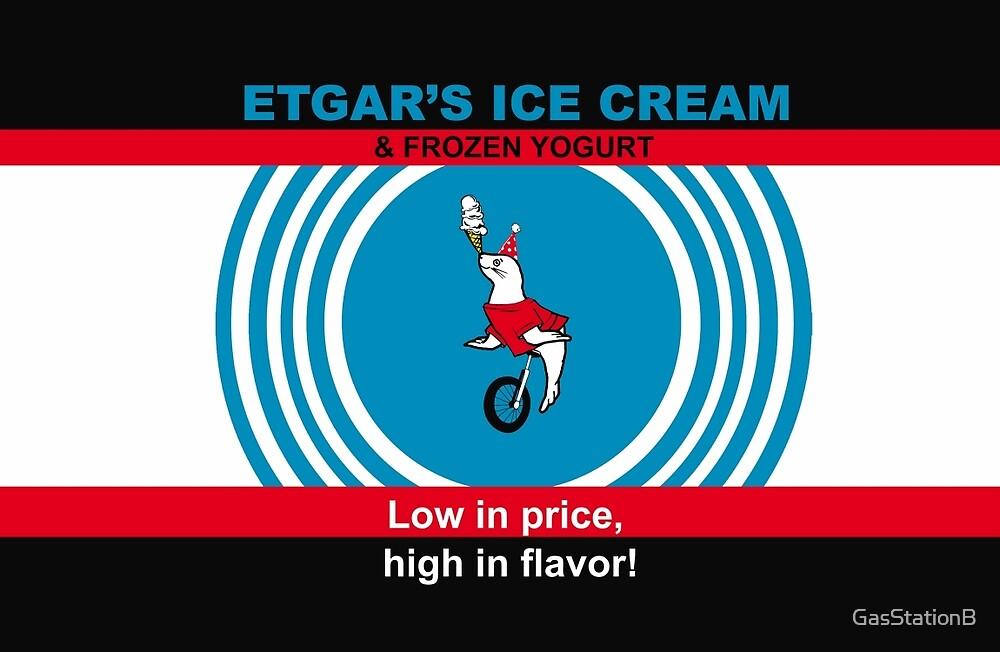 Etgar's Ice Cream by GasStationB