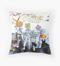 You Are The Finest Work Of Art Throw Pillow
