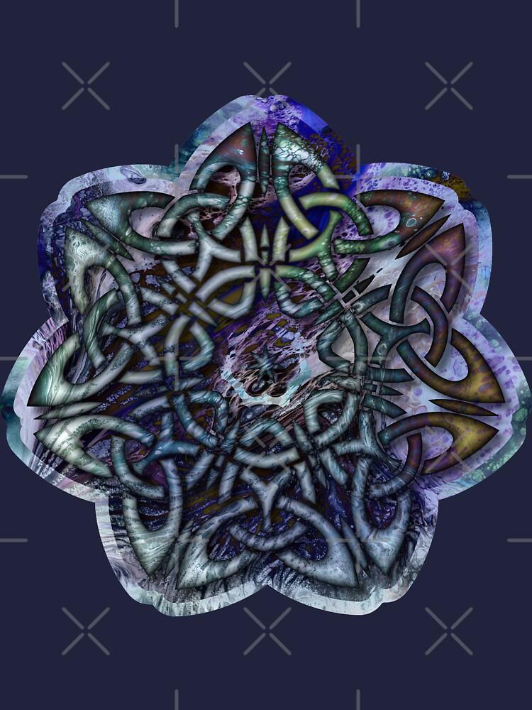 Celtic Star by kerravonsen