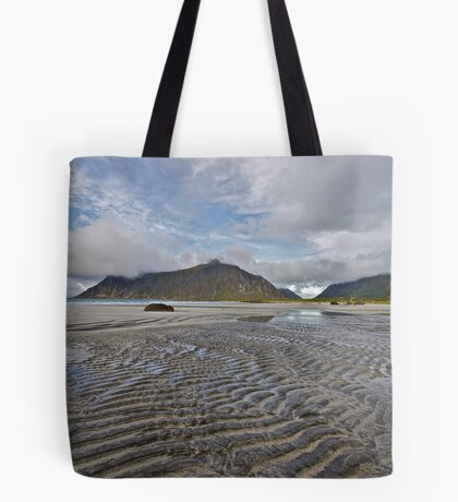 Flakstadøya is an island in Lofoten in Nordland county, Norway. by Brown Sugar . Holiday traveller 2011. Perheps !!! ?  ...WOW..wow..WOW !Views (31) thx!  Tote Bag