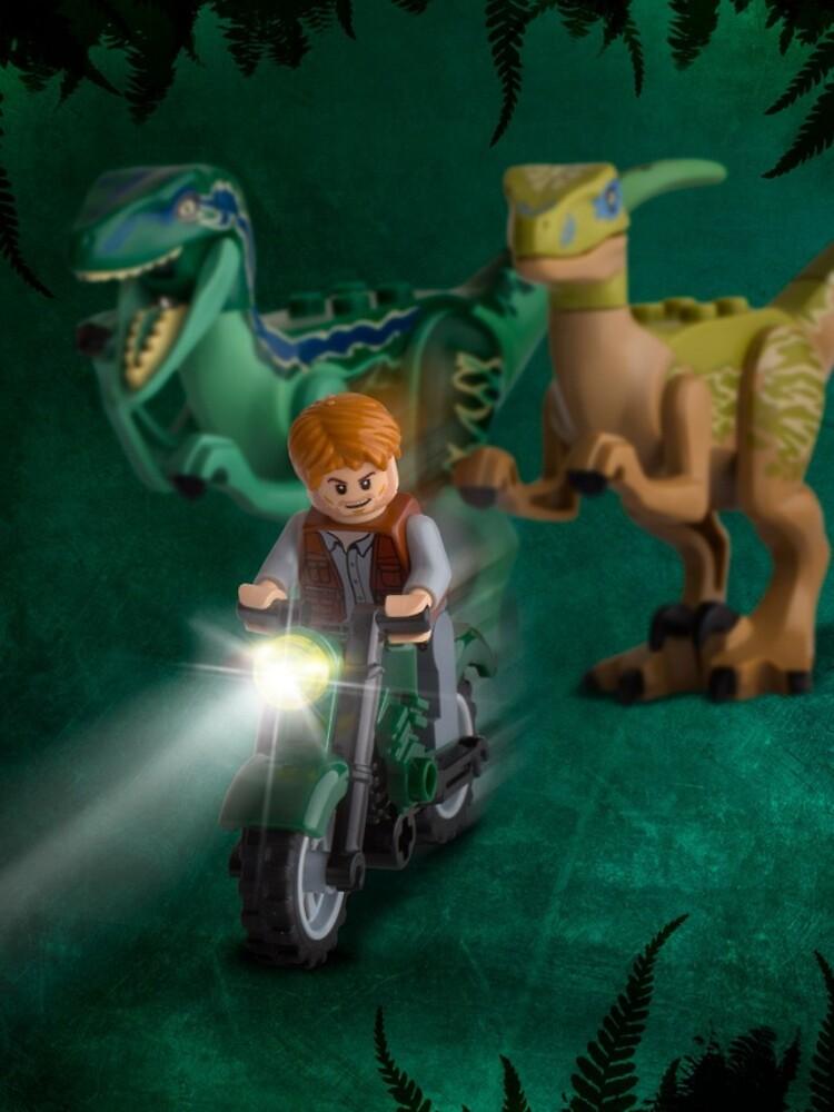 Lego Jurassic World de CBDigitalGoods
