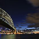 Sydney Harbour by Ryan Conyers