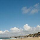 Towan Beach - Newquay by clarebearhh
