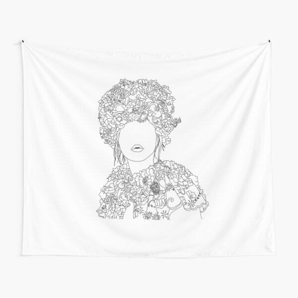 The May Queen Tapestry