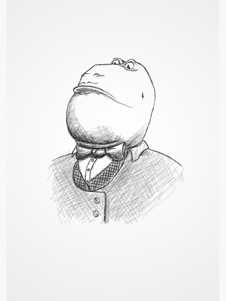 Monsieur LeFrog by Fransvb
