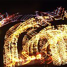 Christmas Lights by Richard Murch