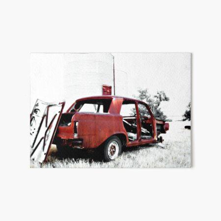 Holden On Art Board Print