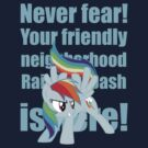 Never fear! by Casteal