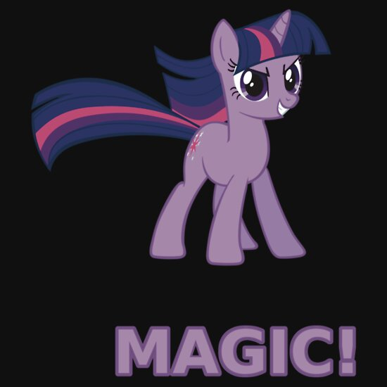 TShirtGifter presents: Magic Sparkle