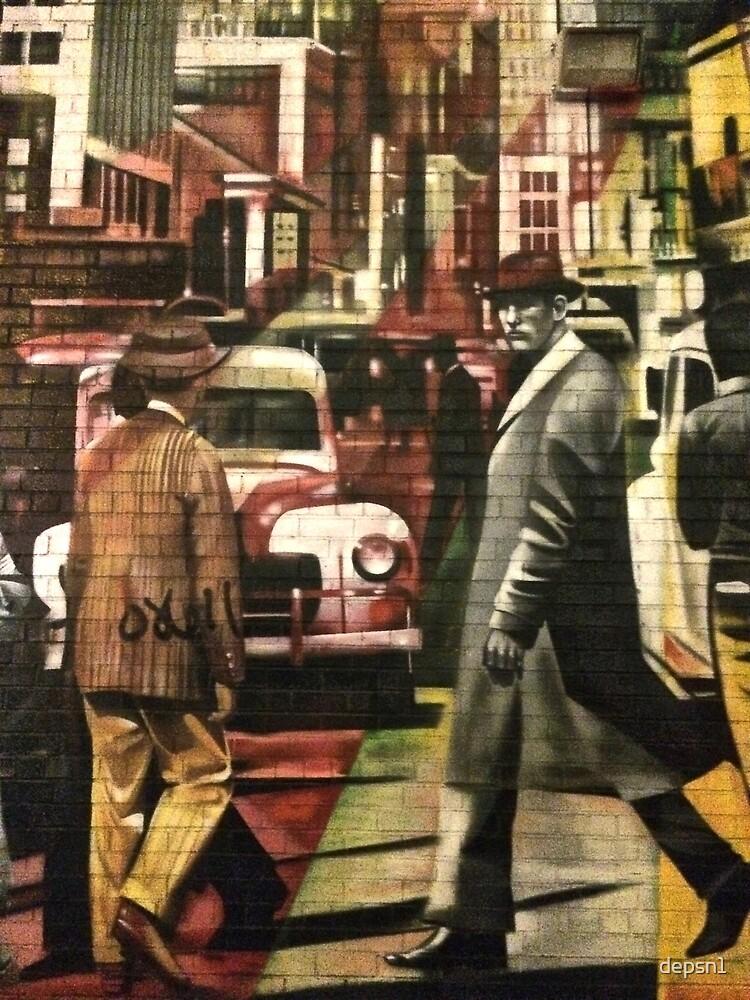 Old New York by depsn1