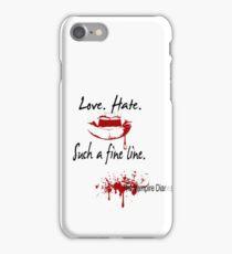 The Vampire Diaries iPhone Case/Skin