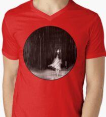 ... as the rain fell on me Mens V-Neck T-Shirt