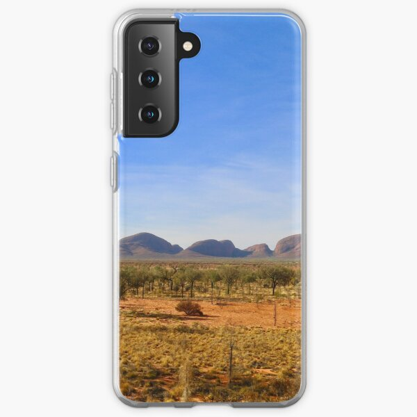 Kata Tjuta, The Olgas, NT Australia Samsung Galaxy Soft Case
