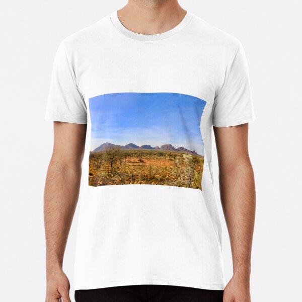 Kata Tjuta, The Olgas, NT Australia Premium T-Shirt