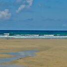 Towan Beach 3.0 - Newquay by clarebearhh