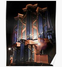 the voice of Trinity Cathedral Poster