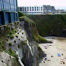 Towan Beach 4.0 - Newquay by clarebearhh
