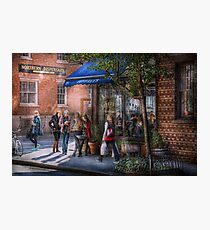 New York - Store - Greenwich Village - Jefferey's  Photographic Print