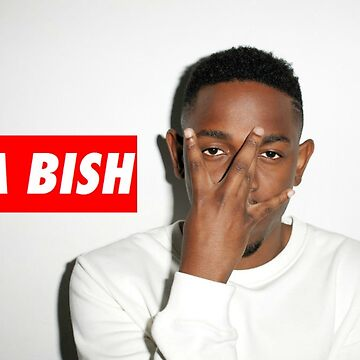 "Kendrick Lamar (""YA BISH"") by MoonStatic"