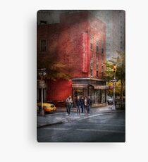 Lienzo New York - Store - The old delicatessen