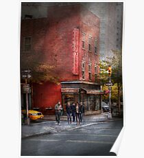 New York - Store - The old delicatessen Poster