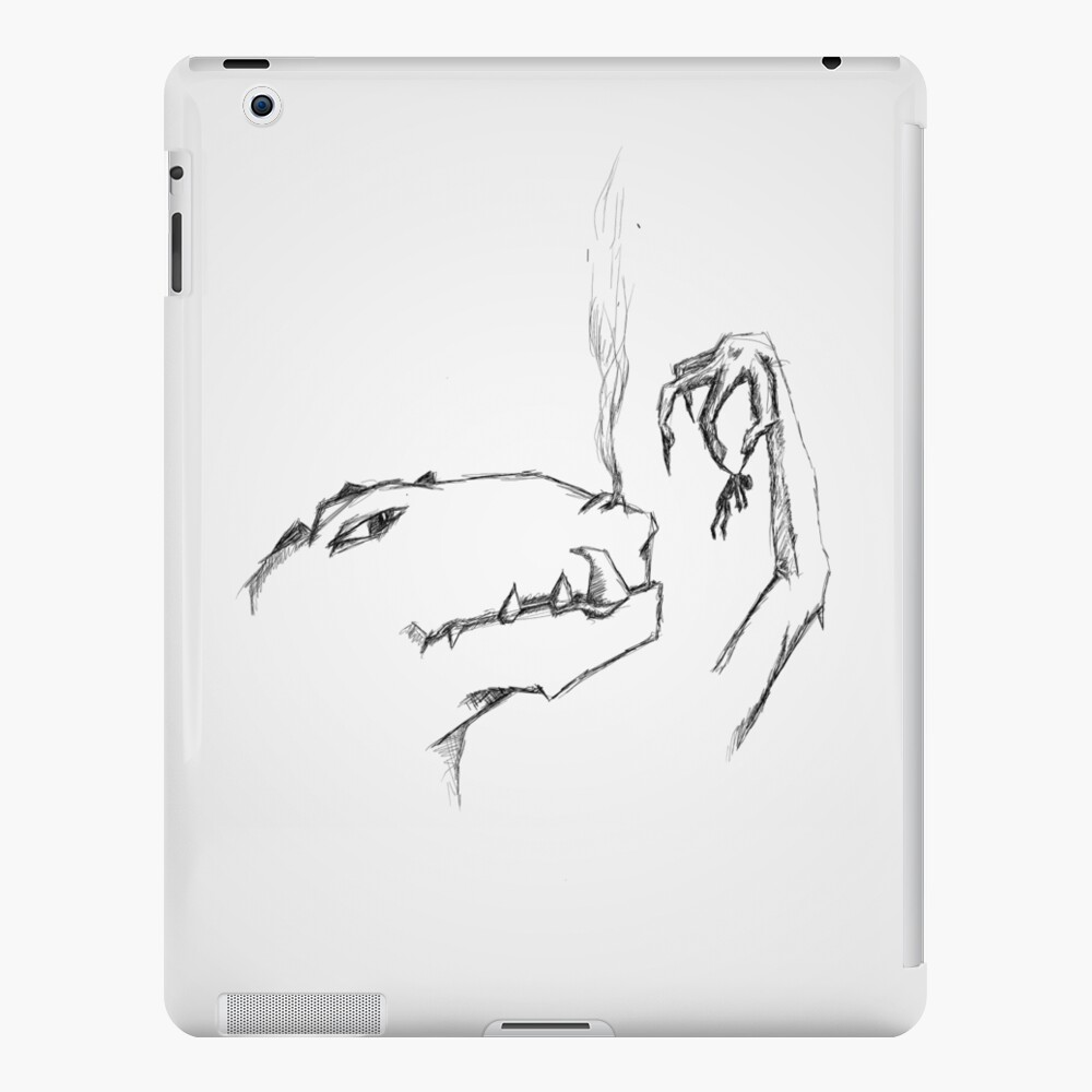 Snack iPad Case & Skin