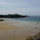 Towan Beach 5.0 - Newquay by clarebearhh