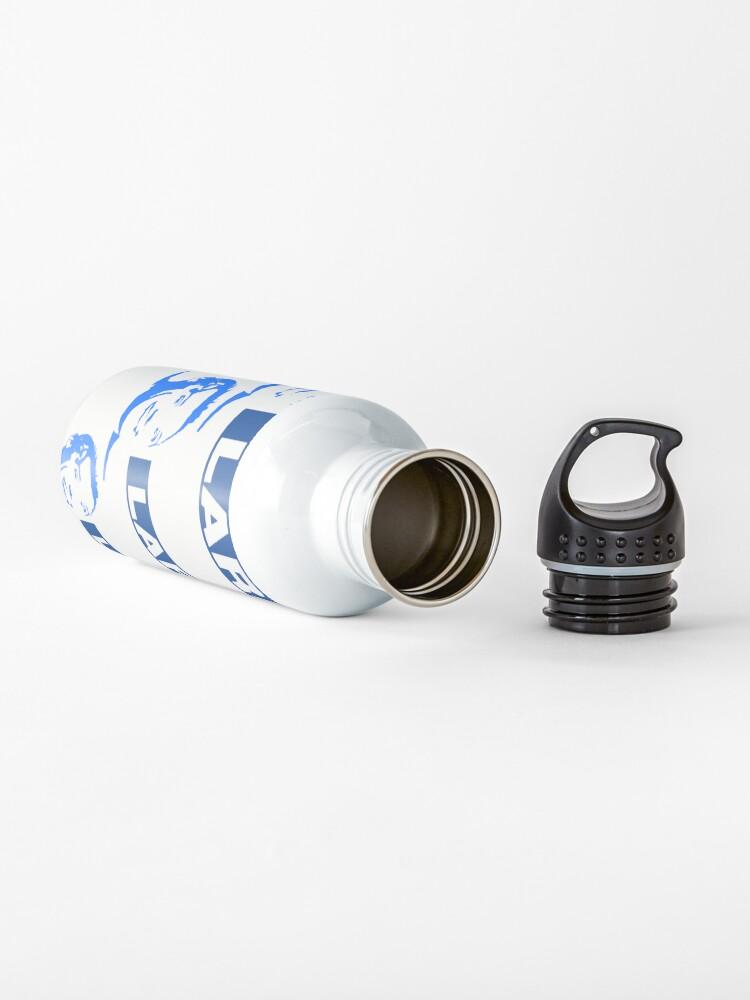 Alternate view of Larry. Larry. Larry!? Water Bottle