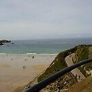 Towan Beach 6.0 - Newquay by clarebearhh