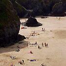 Towan Beach 7.0 - Newquay by clarebearhh