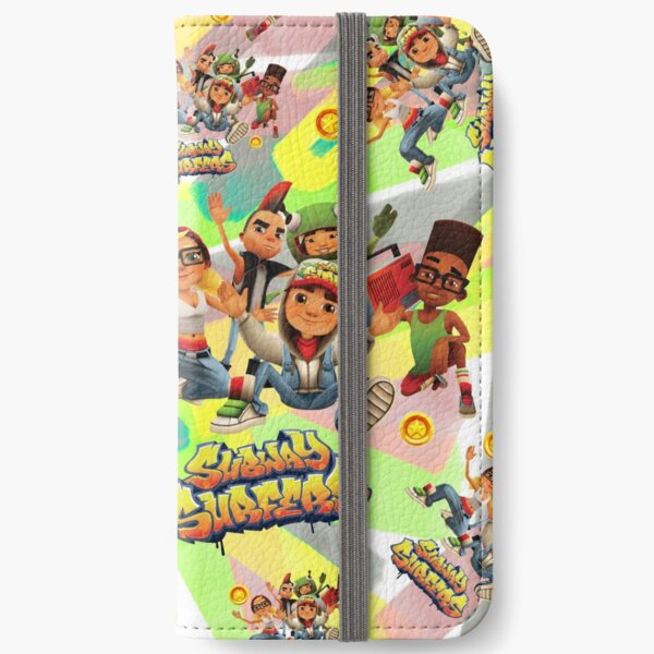 Subway surfers iPhone Wallet