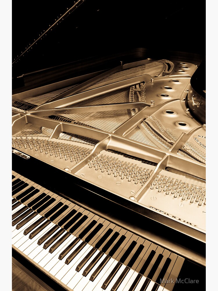 Grand Concert Piano by mcclare