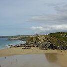 Towan Beach 9.0 - Newquay by clarebearhh
