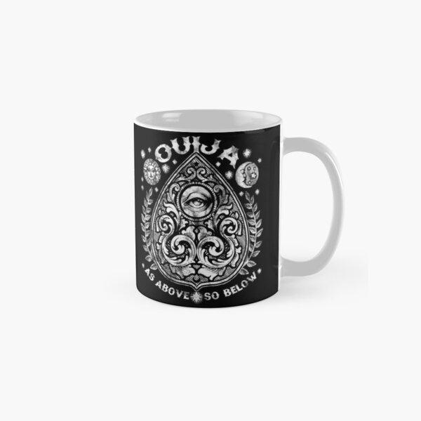 Victorian OUI JA Planchette Classic Mug