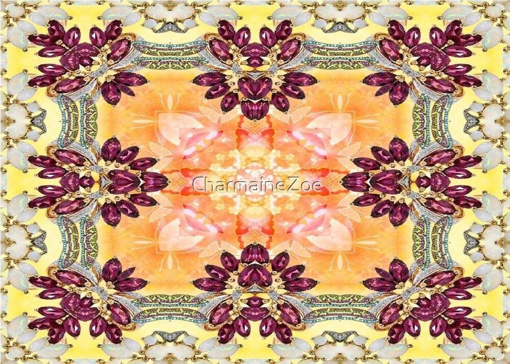Krazy Kaleidoscope 1020 by CharmaineZoe