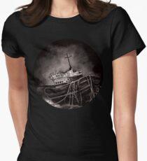 Dark Voyage Women's Fitted T-Shirt