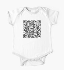 QR Code Quote - Technological progress One Piece - Short Sleeve
