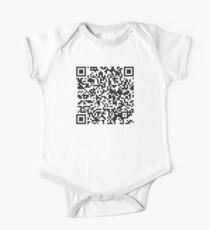 QR Code Quote - Generation Of Idiots One Piece - Short Sleeve