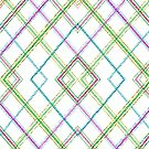 Funky Plaid by Julie Conway