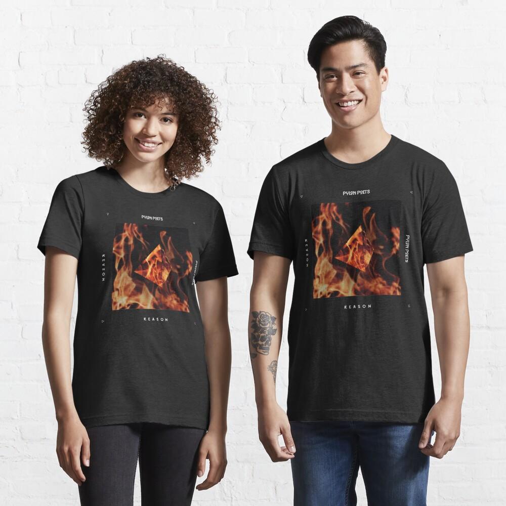 Pylon Poets, Reason Single Artwork Essential T-Shirt