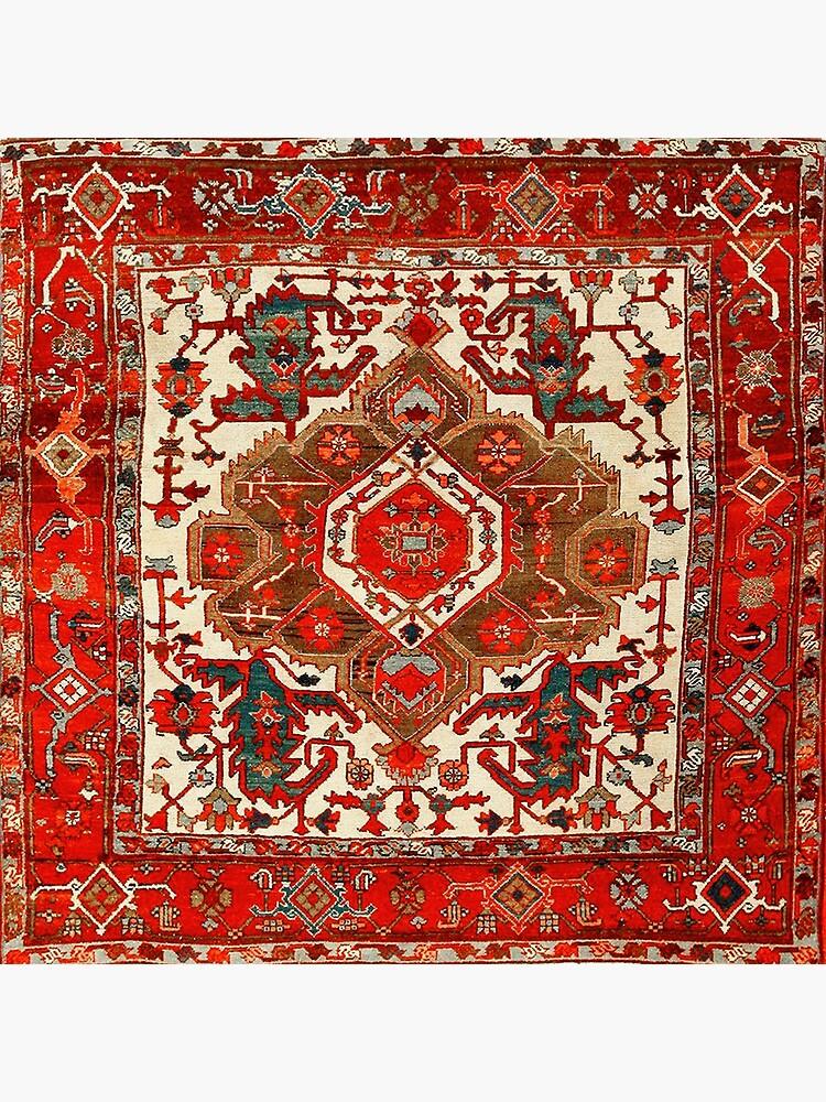 Persian Rug [c] by paddingtonbeard