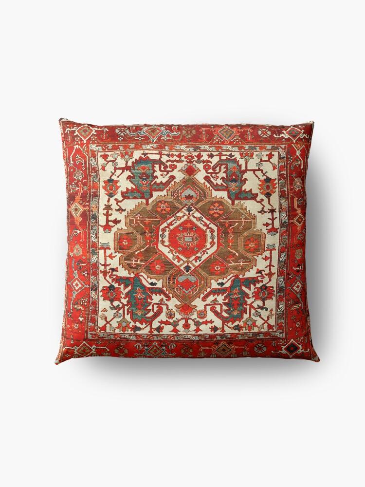 Alternate view of Persian Rug [c] Floor Pillow