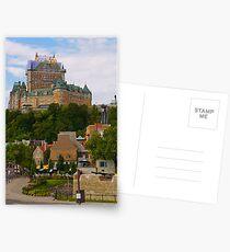 Vieux Quebec Postcards