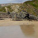 Towan Beach 12.0 - Newquay by clarebearhh